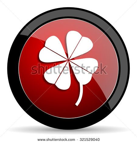 Red Four Leaf Clover 스톡 사진, 이미지 및 사진 | Shutterstock