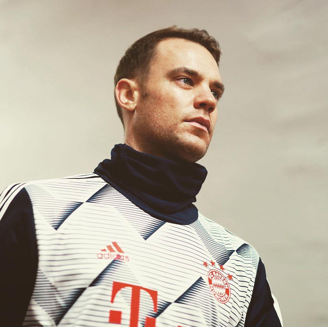 Mi Piace 180 5 Mila Commenti 461 Manuel Neuer Manuelneuer Su Instagram Wins In A Row Championsleague