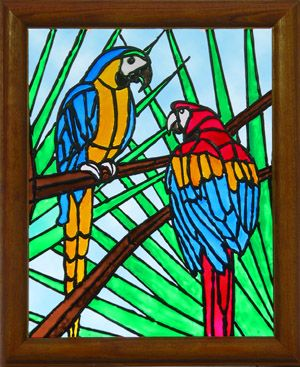 How To Do Glass Painting How To Paint Glass Tips On How To
