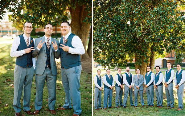 Tripping the Light Fantastic in an Atlanta Wedding