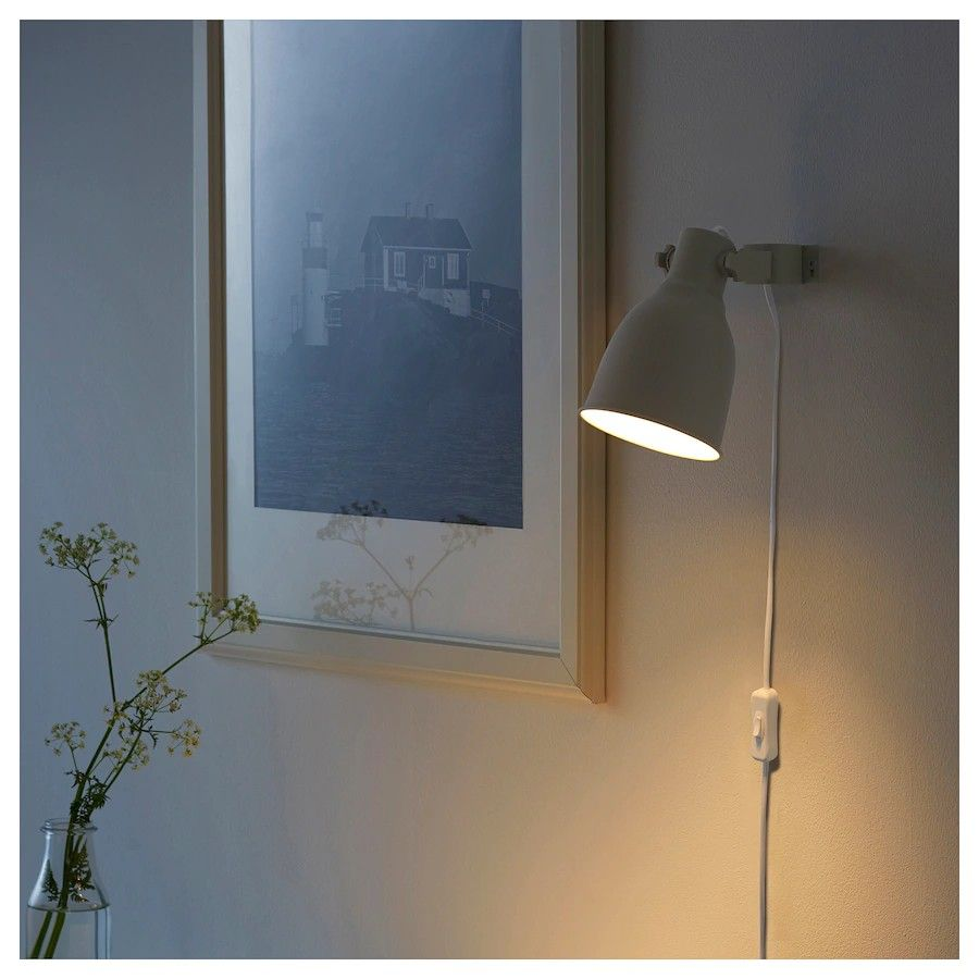 Wandlampje Wanden Muurverlichting Ikea