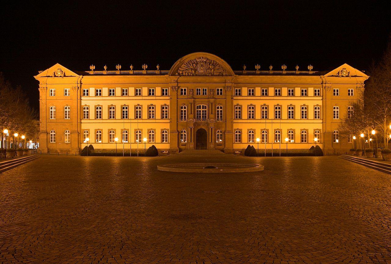Schloss Zweibrucken Schloss Deutschland Burgen Burg
