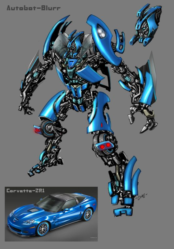 Transformers concept blurr by onerichard on deviantart transformers pinterest - Transformers tapete ...