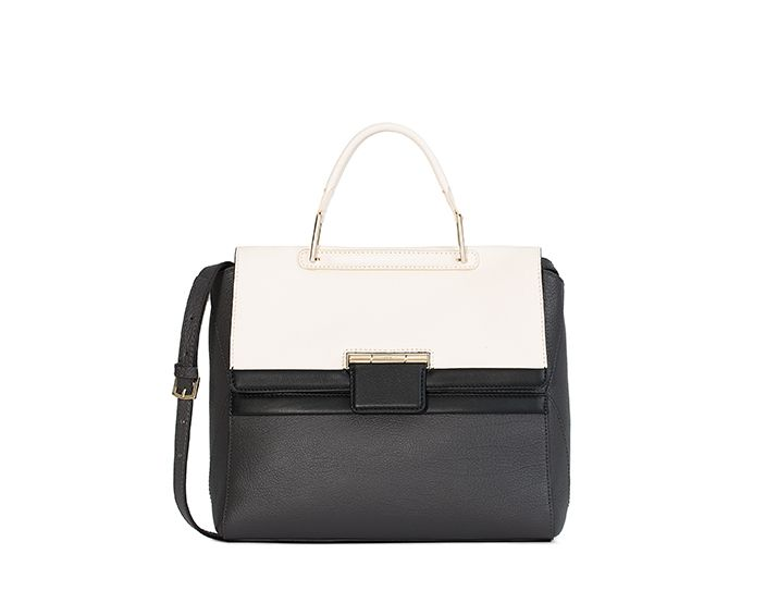 Top Handle Handbag On Sale, Black, Leather, 2017, one size Furla