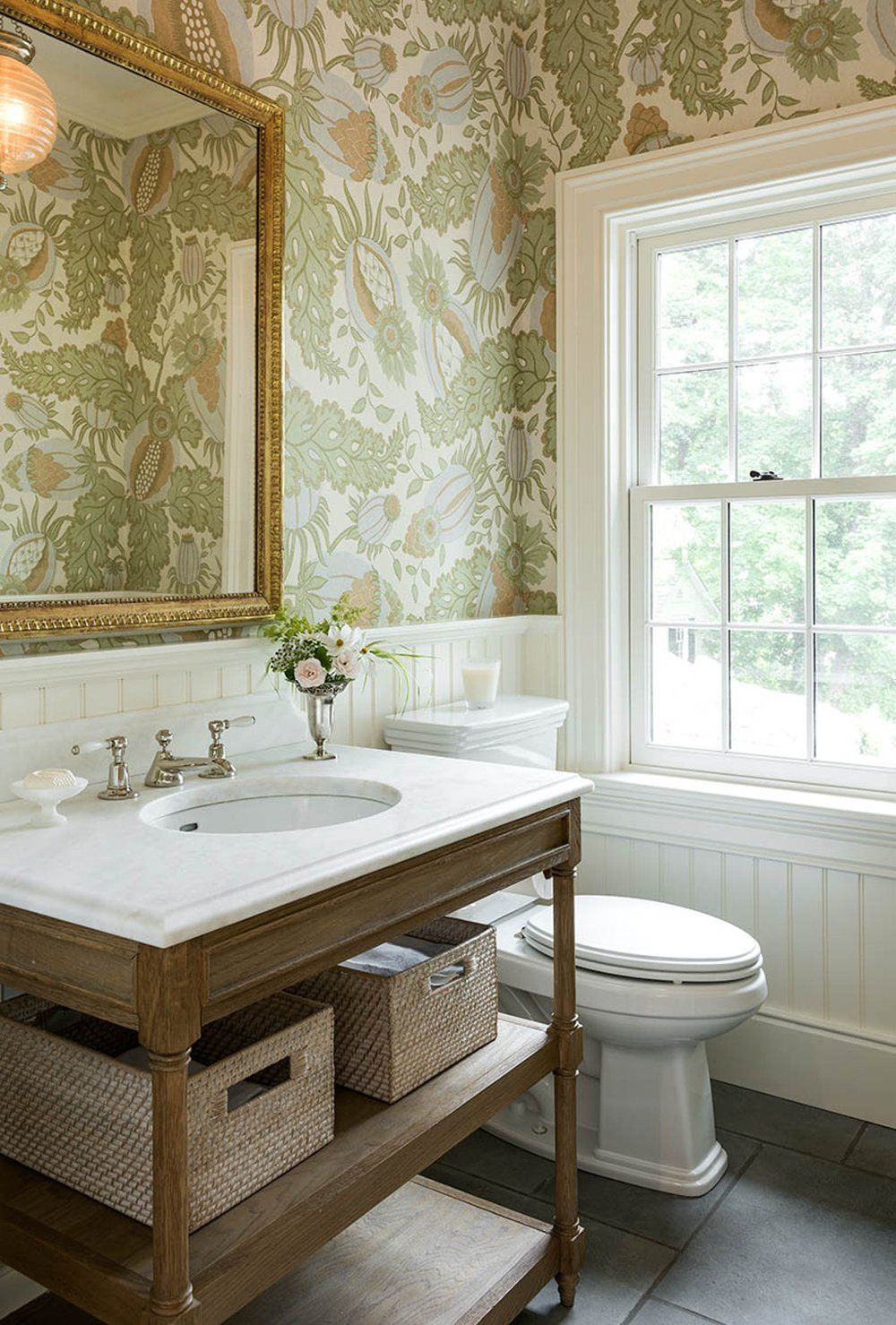 Photo of JRL Interiors — How to Create Powder Rooms that WOW Your Guests