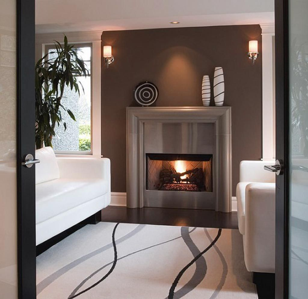 Cool Fireplace Surround Ideas Modern Fireplace Flair