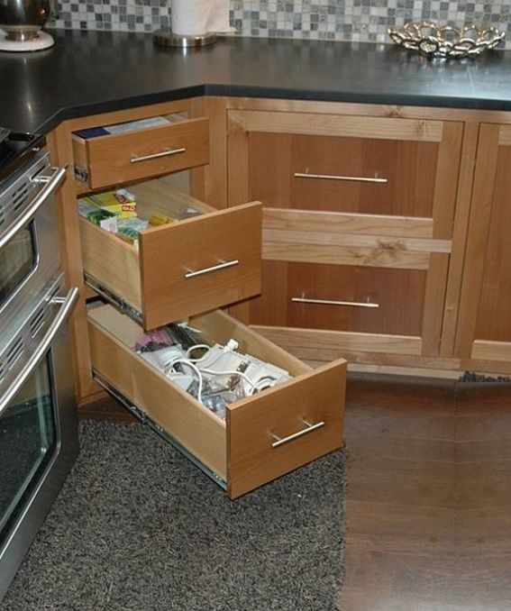 Kitchen Remodeling in Lincoln, Nebraska. No Wall Cabinets ...