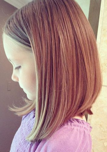 Long Bob Hairstyles 9 Best And Cute Bob Haircuts For Kids  Pinterest  Haircuts Bobs