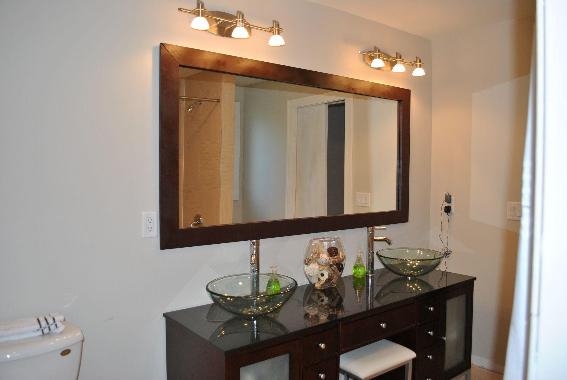 easy u creative bathroom mirror ideas to reflect your style