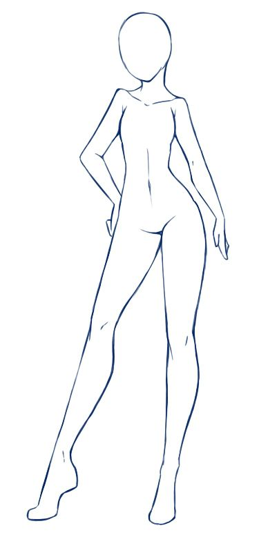 Drawing Body Base : drawing, Clothes, Female, Model, *rika-dono, DeviantART, Drawing, Poses,, Anime, Drawings, Tutorials,, Poses