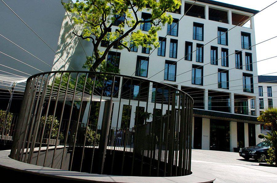 El dise o interior de los hoteles bvlgari el dise o for Hoteles diseno milan