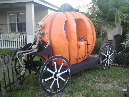 great pumpkin hearse from sinister syd on forum move. Black Bedroom Furniture Sets. Home Design Ideas