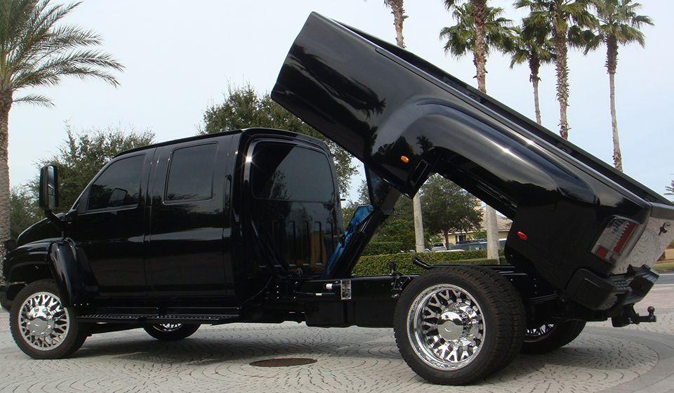 2004 Chevy Kodiak C4500 Dual Rear Wheel Dmax Pinterest Chevy