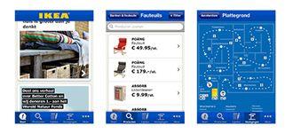 IKEA Mobiel App