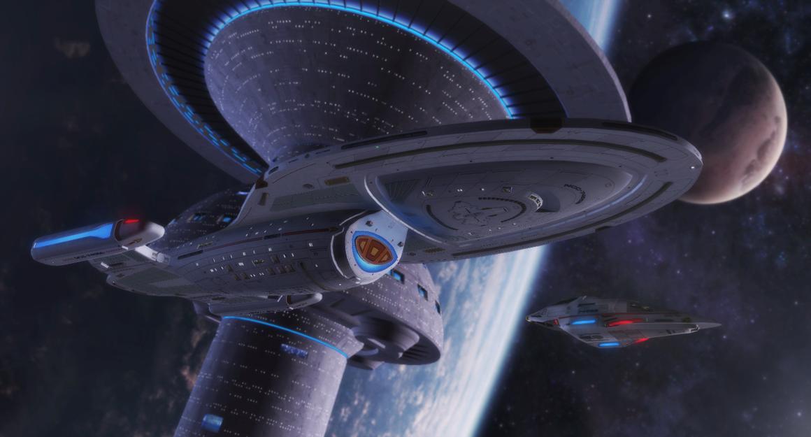 Maiden Voyager By Jetfreak 7 On Deviantart Star Trek Art Star Trek Warp Star Trek Starships
