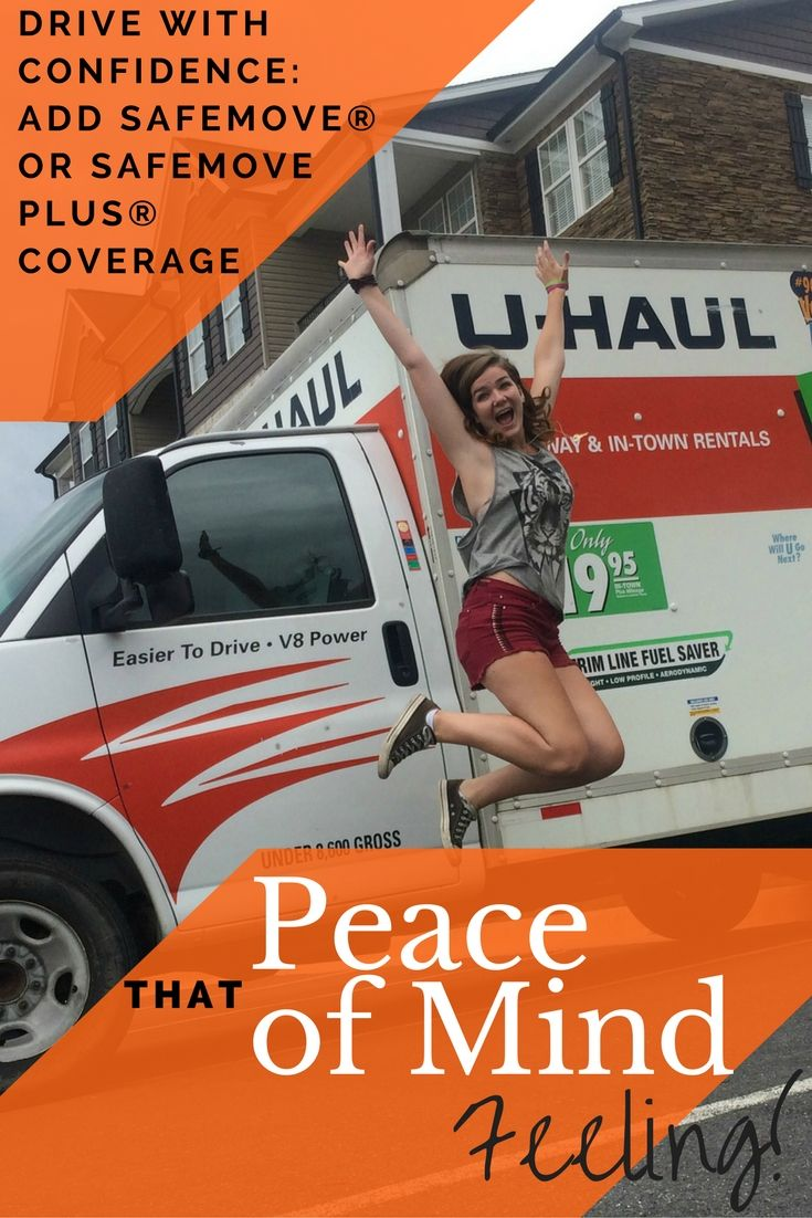 Are You Protected In The Event Of A Moving Accident U Haul Offers Safemove The Most Affordable Coverage Programs In The T Fuel Saver Haul Distracted Driving