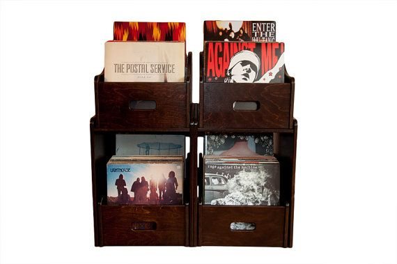 11 Cool Vinyl Record Storage And Shelving Ideas