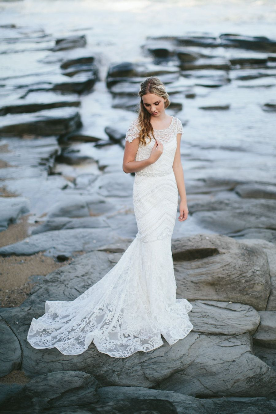 Anna Campbell Bridal Florence Dress | Ceremony Collection | Hand ...