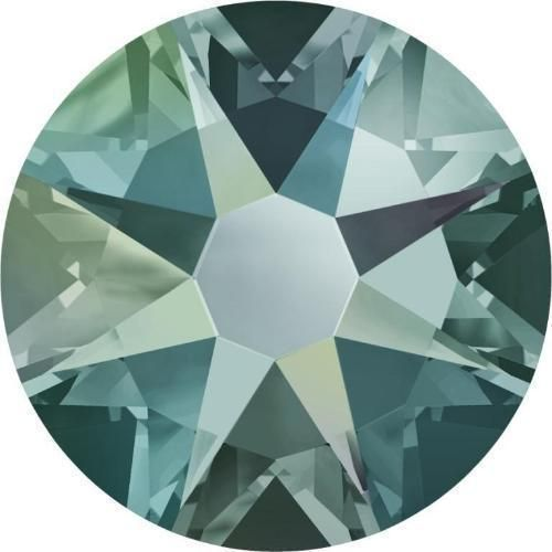 2000 2058 /& 2088 Swarovski® Flatback Crystals Non Hotfix Light Turquoise