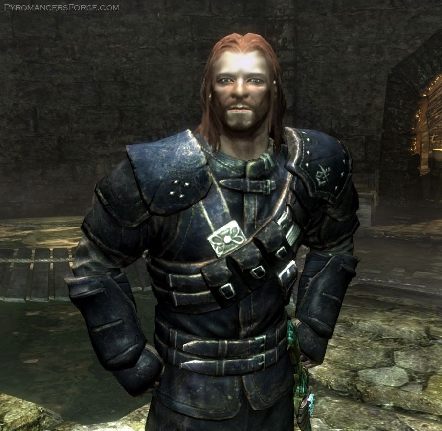 Brynjolf - This guy is a total stud, he is the Sean Bean of
