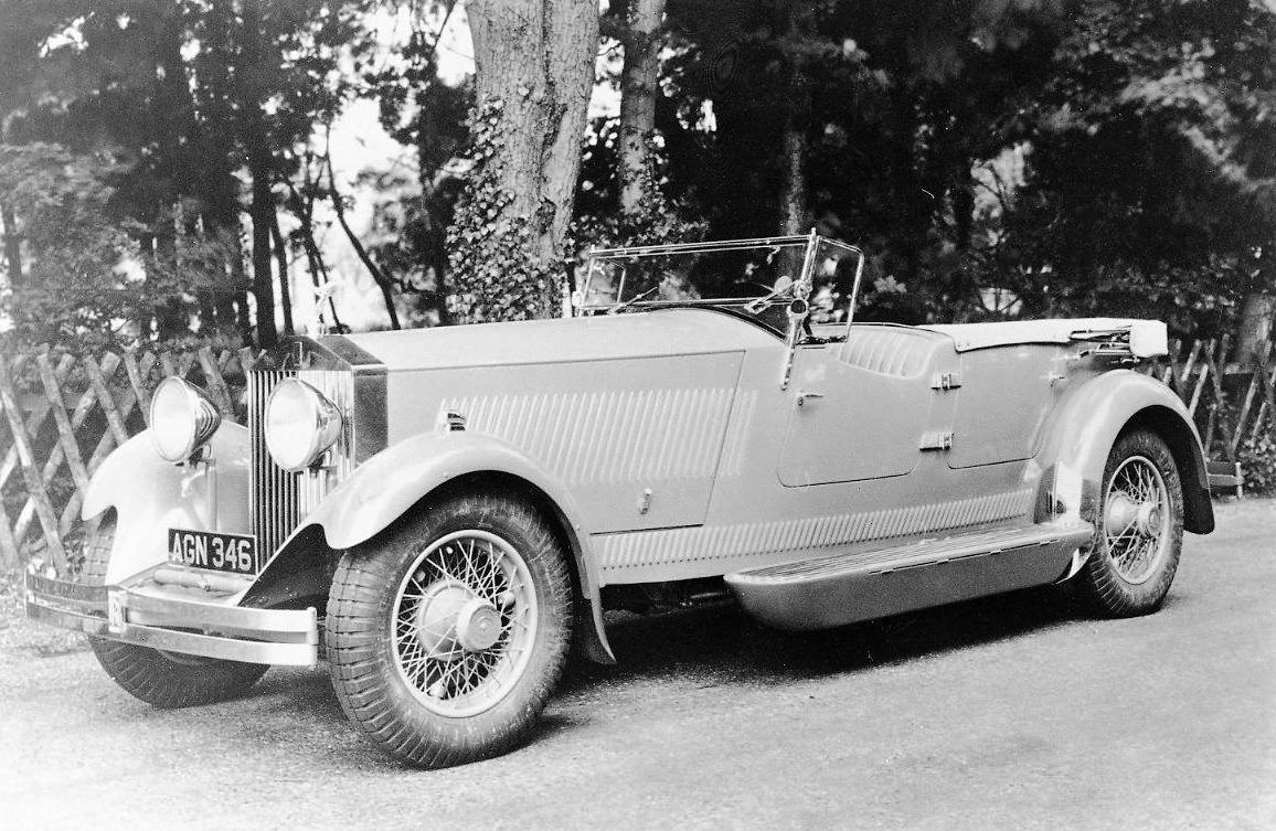 1930 Experimental (chassis 25EX)
