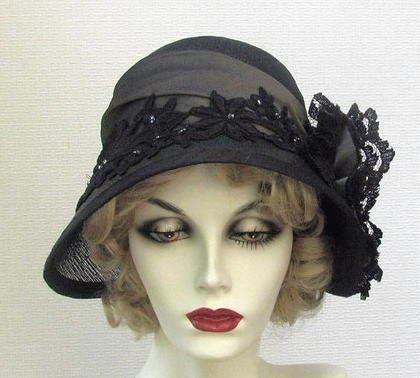 36f7a3d2bd1 Vintage Womens Hats