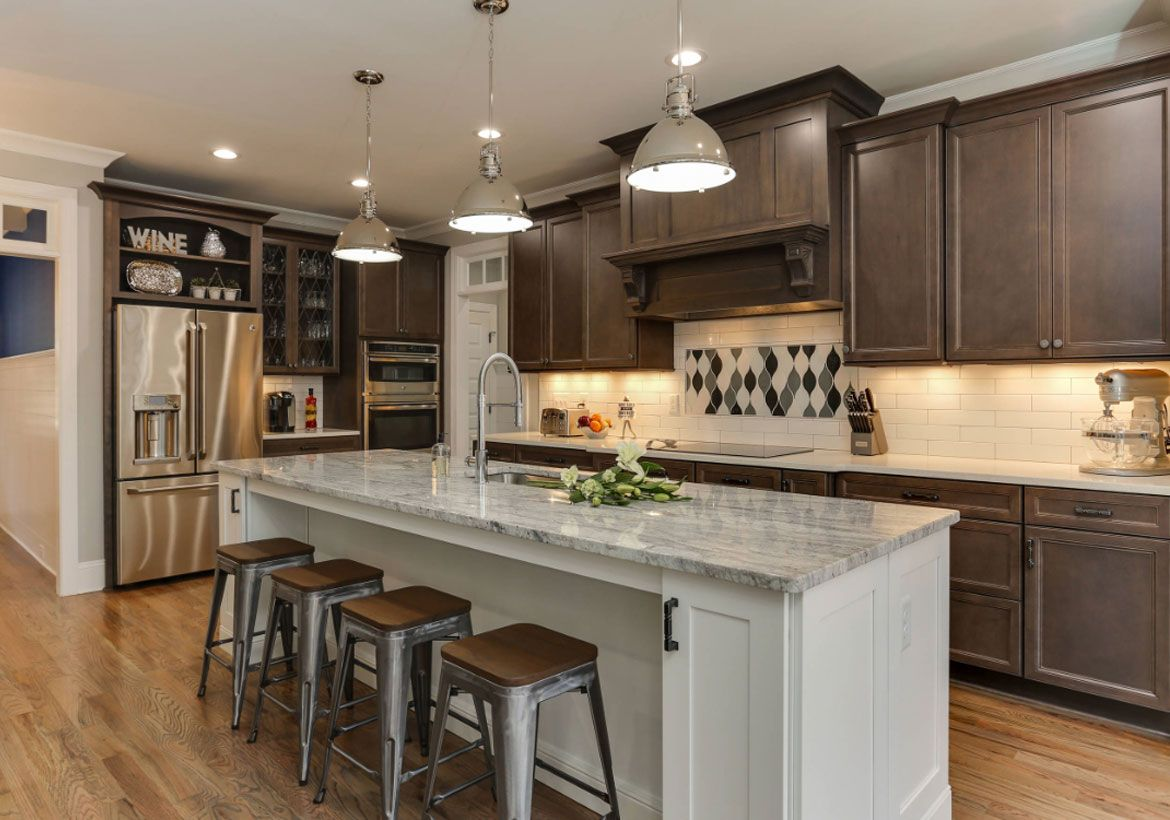 9 Top Trends in Kitchen Cabinetry Design for 9   Kitchen ...