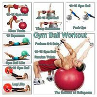 Abs excercise