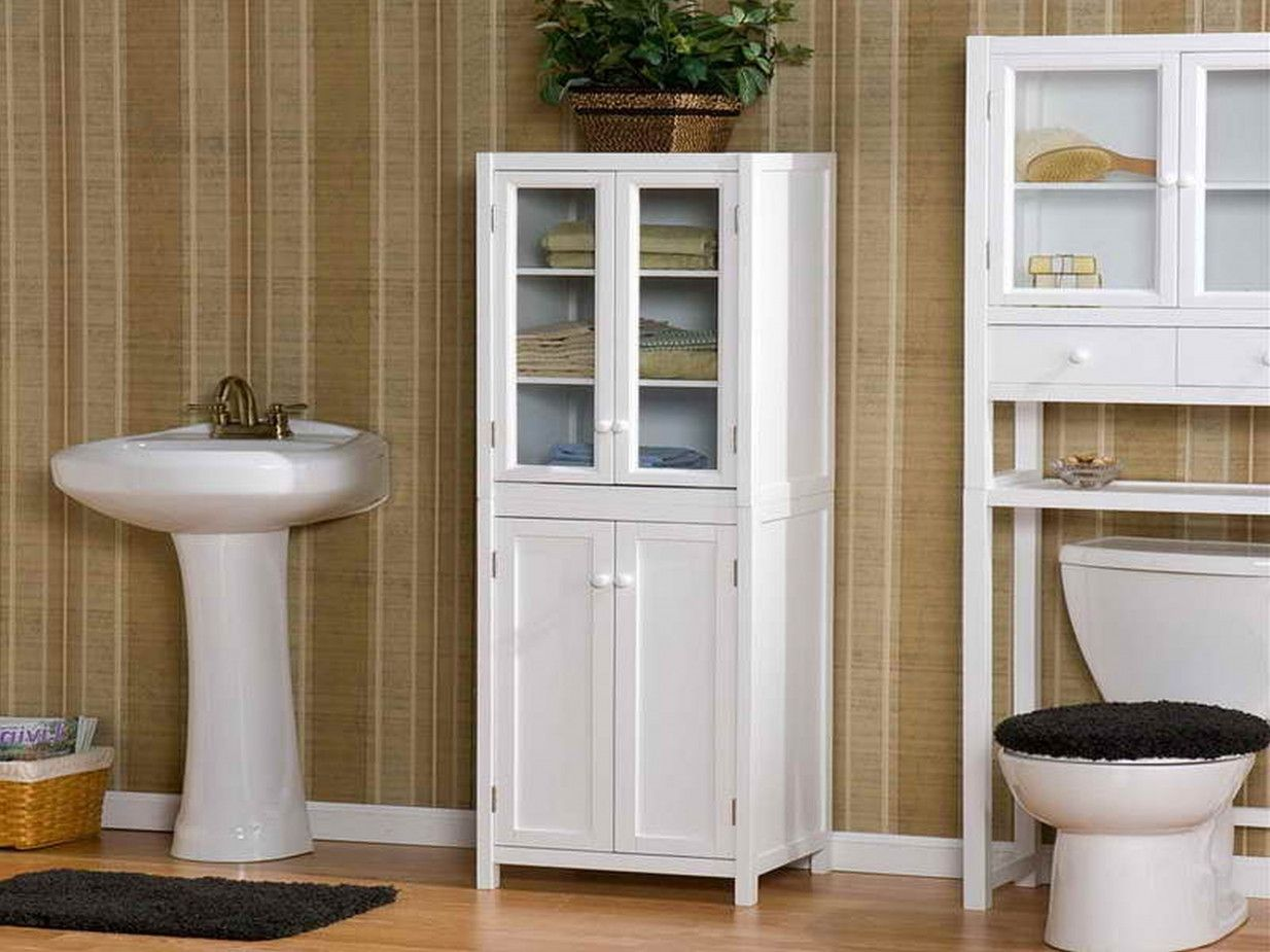 77+ Free Standing Bathroom Storage Cabinets - top Rated ...
