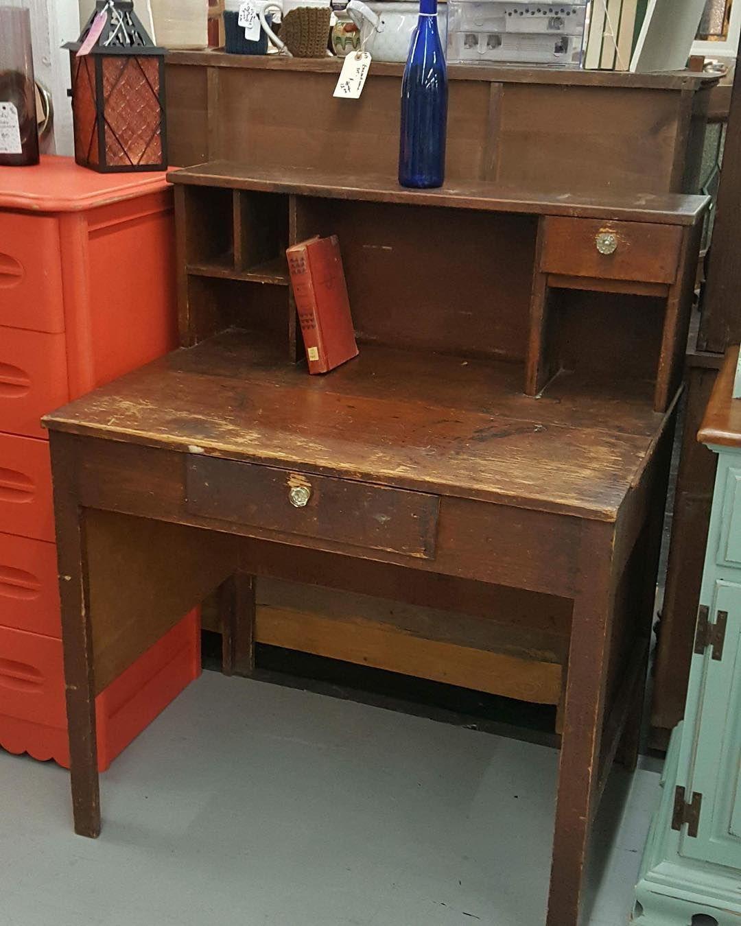 Home Deskdecor Ideas: #primitive #desk # Deskdecor #vintage #rusticdecor