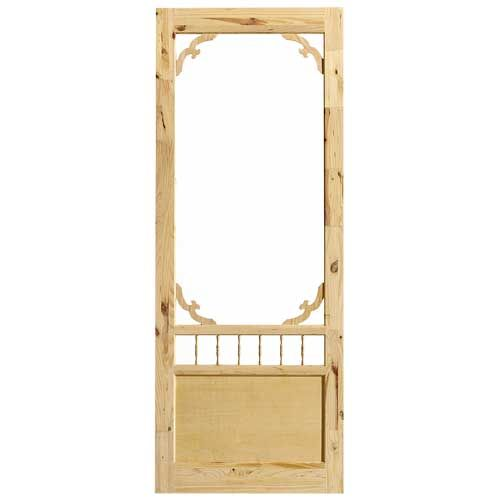 Muskoka Screen Door 72 At Rona Would Paint Either White Or A