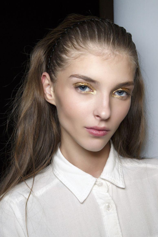Completamente imperfecto peinados para verano Imagen de cortes de pelo tutoriales - 15 peinados perfectos para el verano - ELLE | Mejores ...