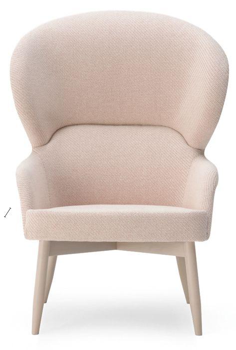 Spy High Back Lounge Chair Jarrett Furniture Supplying To