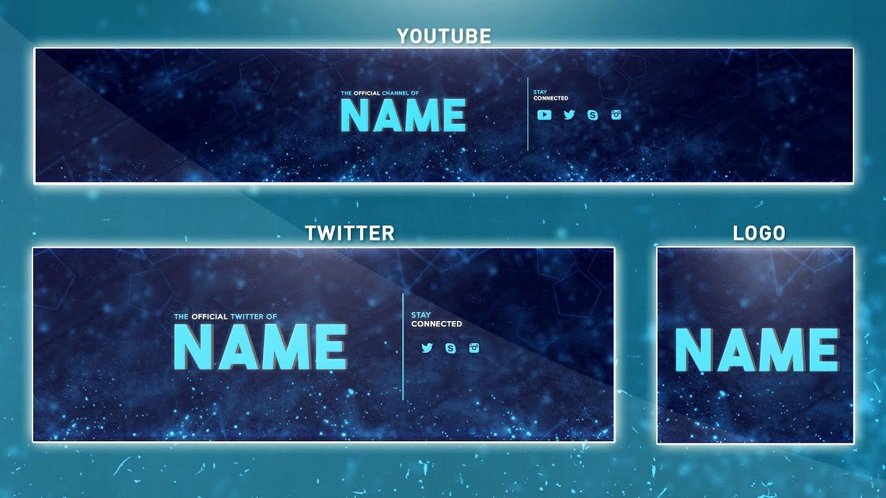 The Amazing Free Youtube Banner Template Photoshop Banner Logo In Twitter Banner Template Psd Im In 2020 Youtube Banner Template Youtube Banners Banner Template
