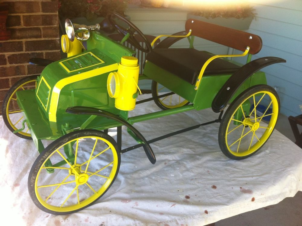 Vintage Triang/Cyclops Pedal Car $1000 Ebay restored isn\'t this ...