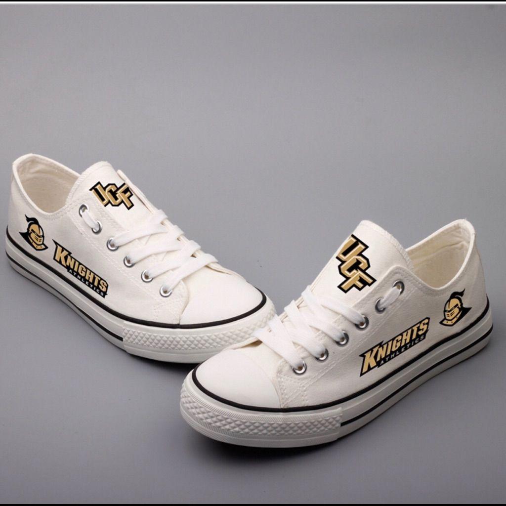 Ucf Shoes Color White Size 8 Shoes, Chuck taylor
