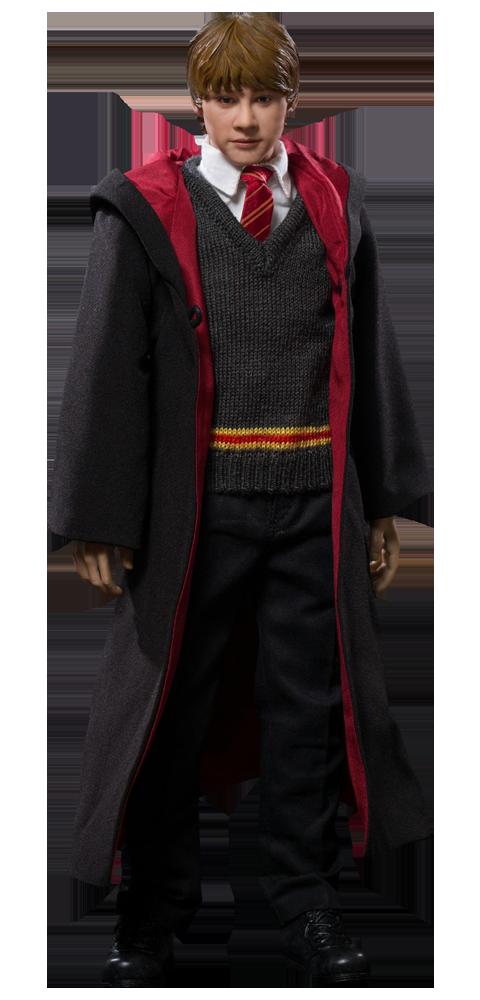 Harry Potter Ron Weasley Sixth Scale Figure Star Silo 903377 Png 480 1000 Harry Potter Ron Harry Potter Ron Weasley Ron Weasley
