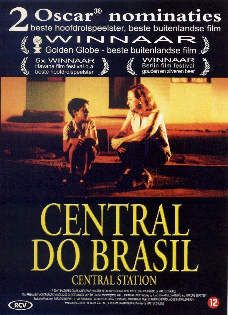 Central Do Brasil Filme Nacional Filmes Brasileiros Cinema