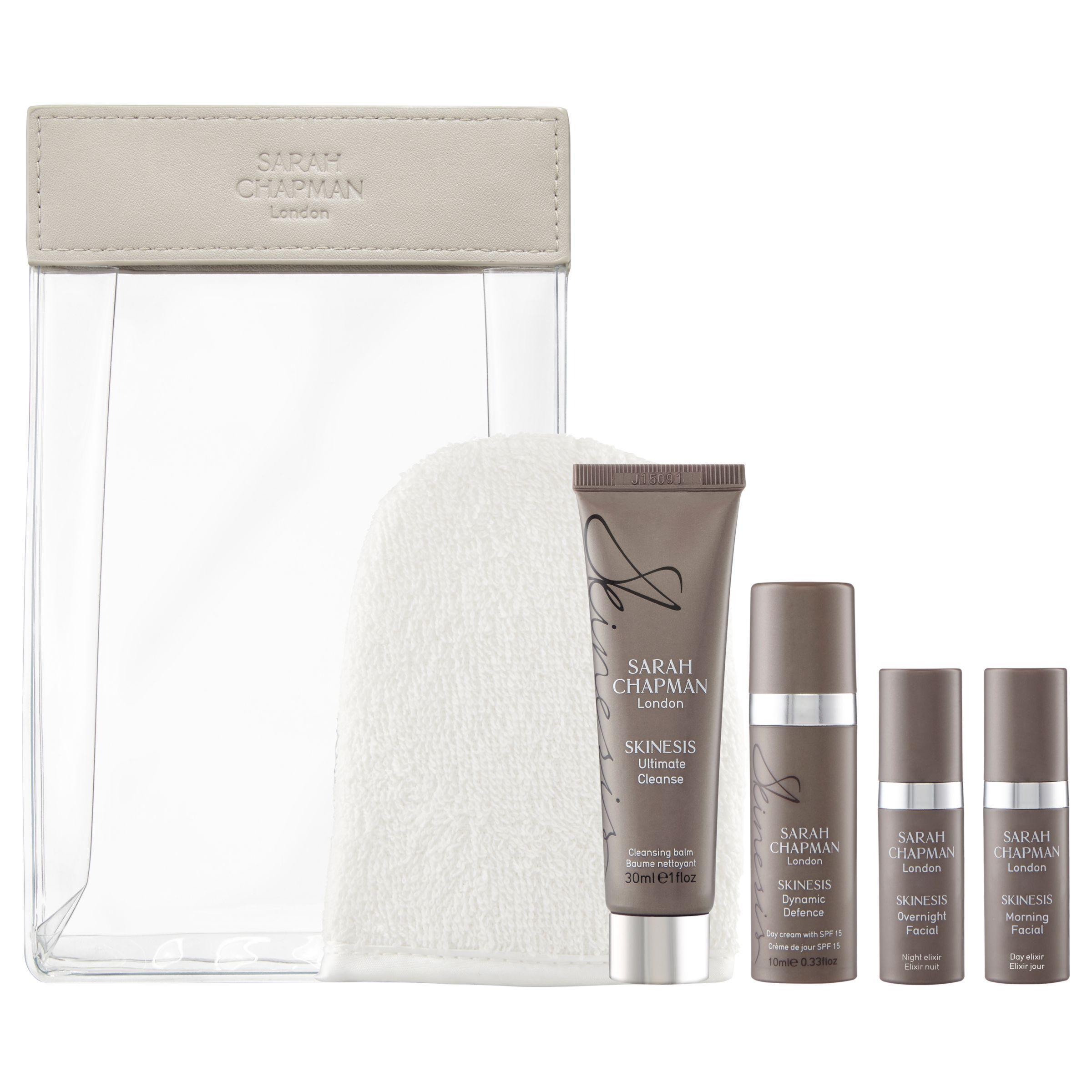 Sarah Chapman The Elixir Collection Skincare Gift Set