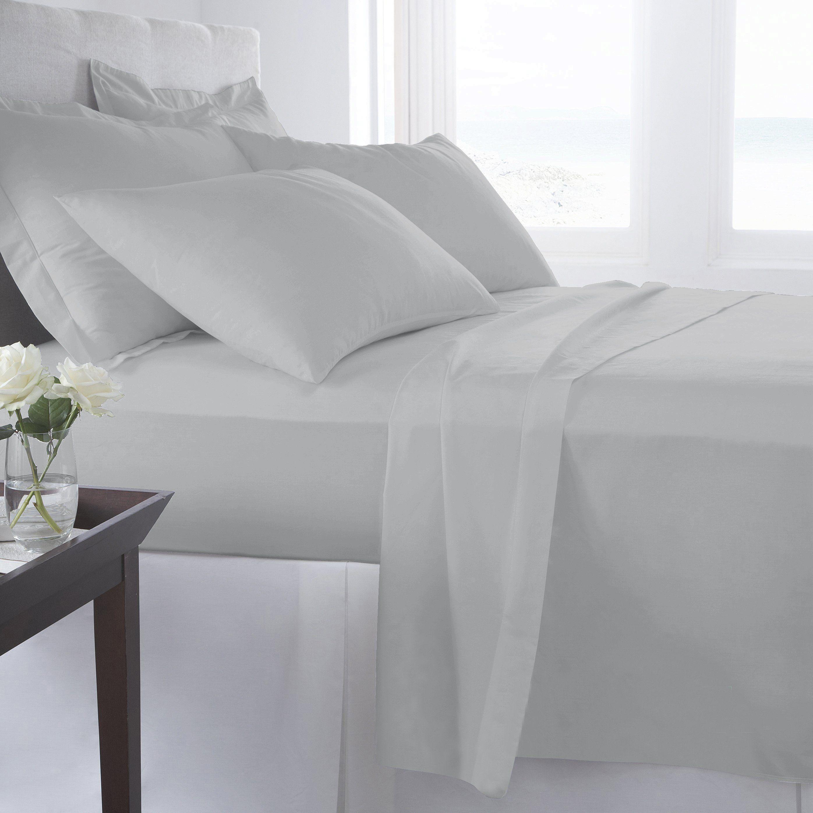Cotton Sheet Set 1000 Thread Count Bed Sheet Sets Cotton Sheet Sets Sheet Sets