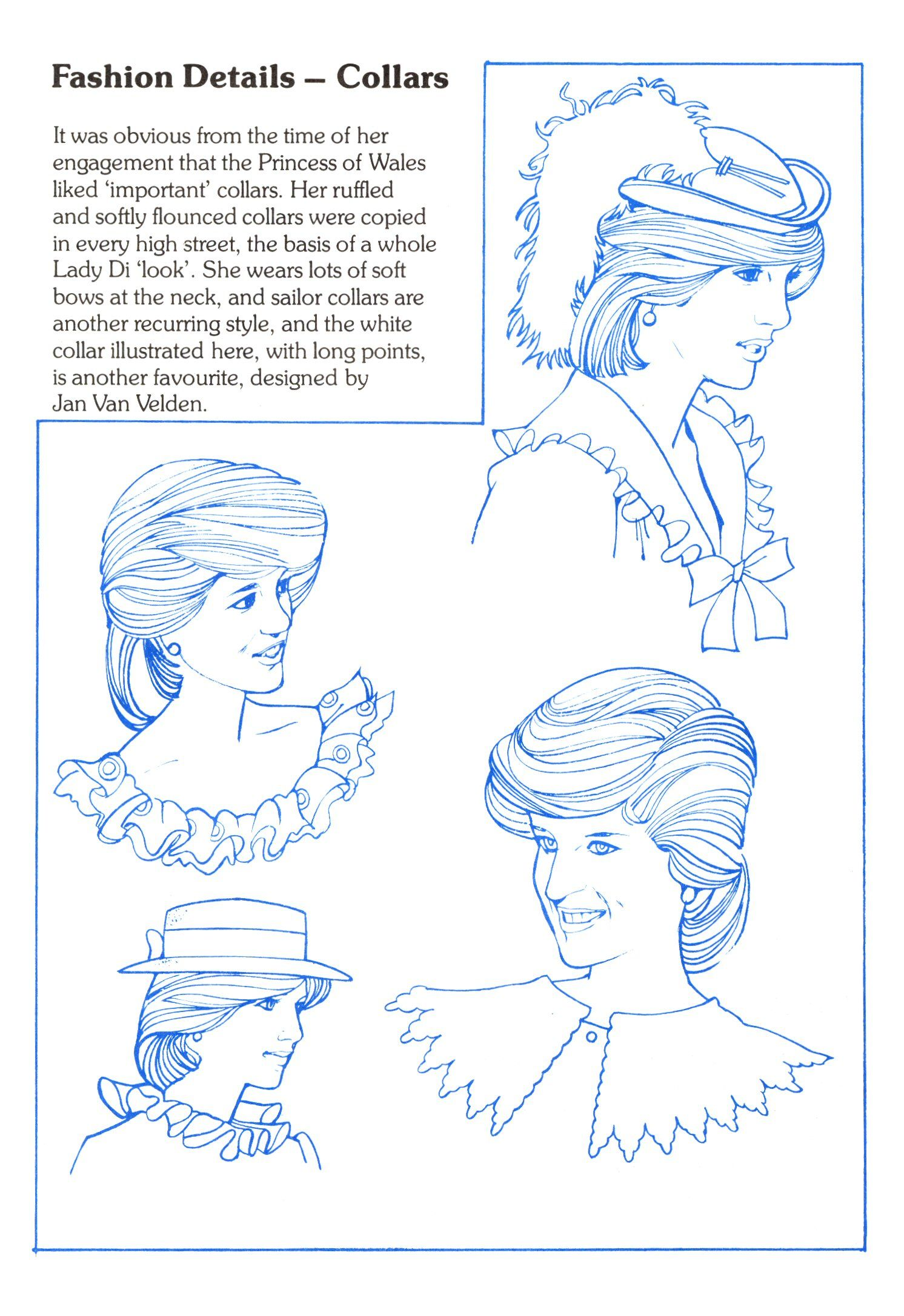Princess Diana Fashion Collection Book 1 Social Studies Culture