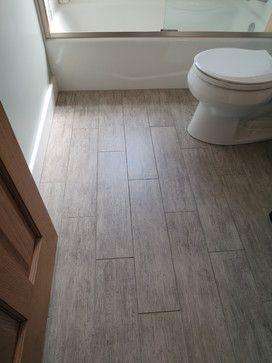 Rectangular bathroom floor tile - Houzz | bathroom remodel ...