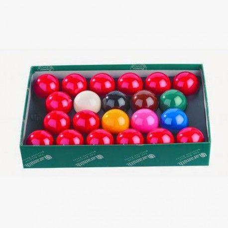 Billes de Billard Jeu Snooker aramith 57mm - 98,00 €  #Jeux