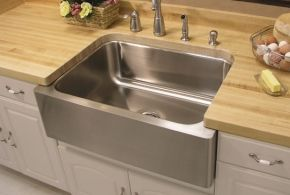 24 Inch Farmhouse Sink Stainless Steel Farmhouse Sink