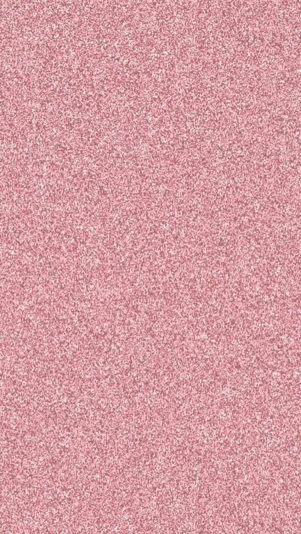 Pale pink glitter wallpaper tjn backing in 2019 - Rose gold glitter iphone wallpaper ...