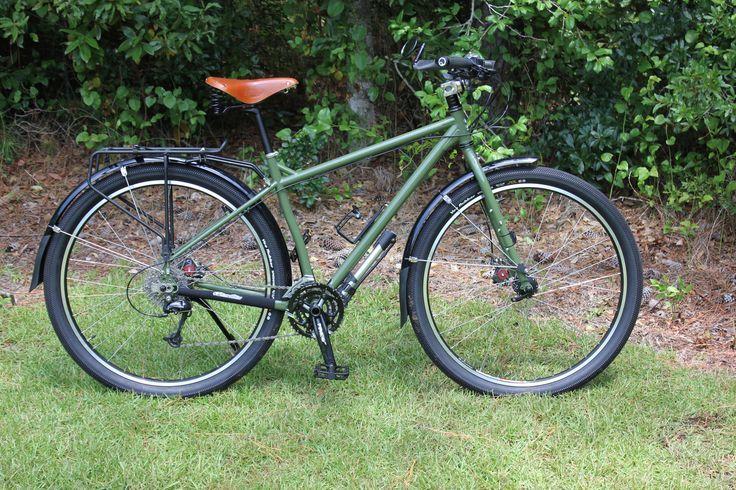 K666 Parkpre Monocoqueframe Carbonframe Cycling