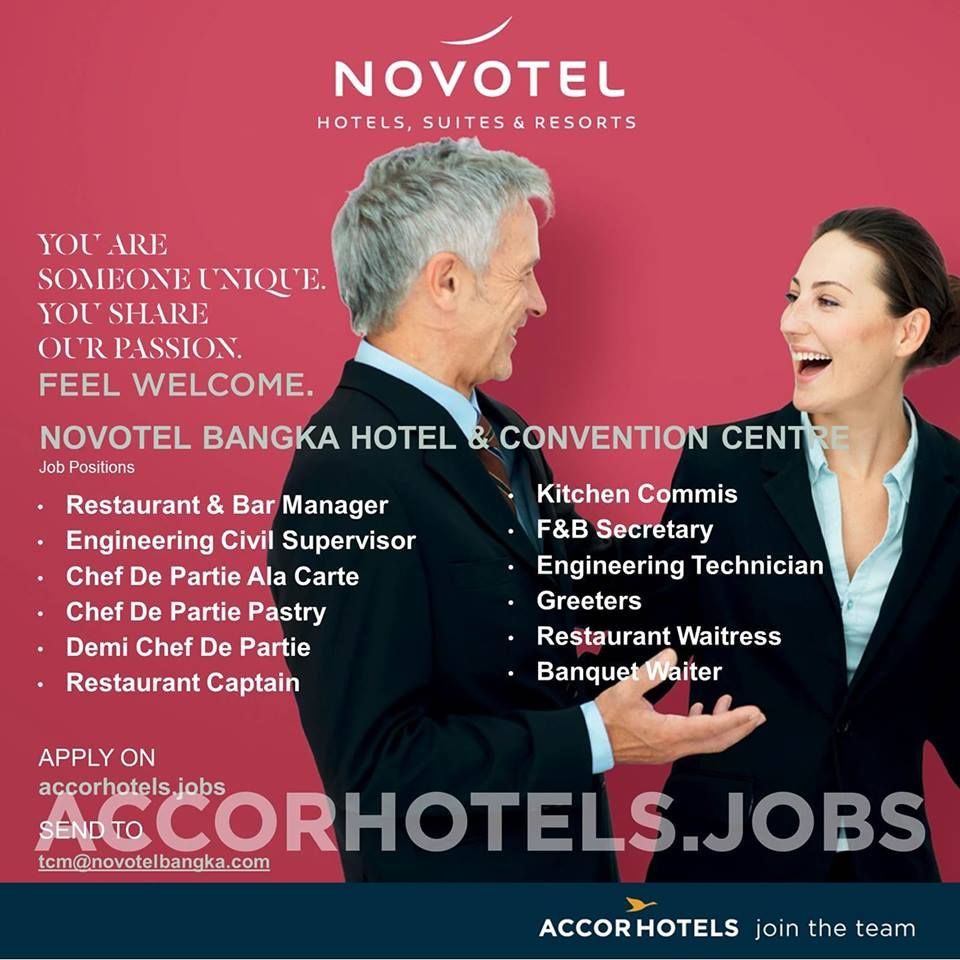 accor hotel job