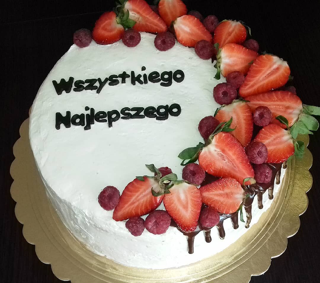 Pin By Amanda Payton On Desery Cake Decorated With Fruit Cake Decorating Party Cake Decorating