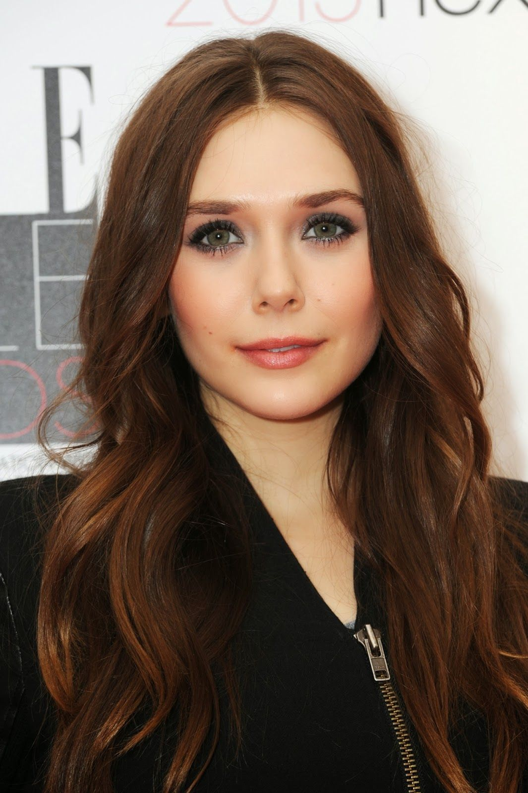 Elizabeth Olsen Elizabeth Olsen Hair Color Auburn Hair
