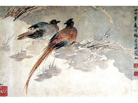 Traditional Chinese Painting in the Twentieth Century - China culture